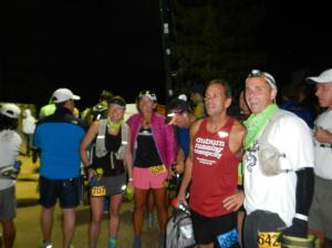 1. at the start- me, Carrie, Greg, Mike