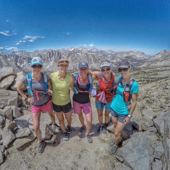 Lone Pine, Mt. Whitney, Onion Valley – Girls Weekend
