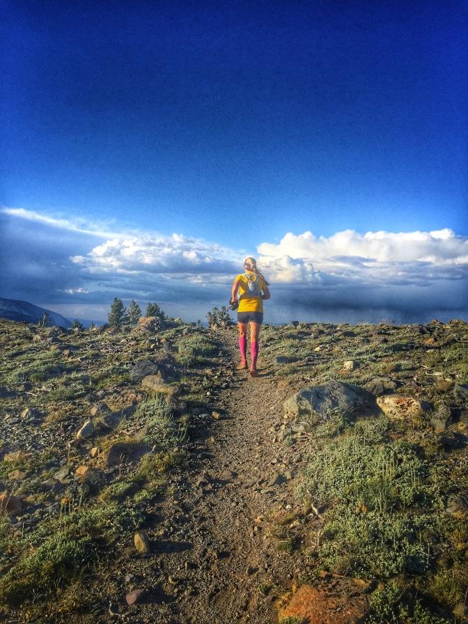 Tahoe Rim Trail 100 – 2015