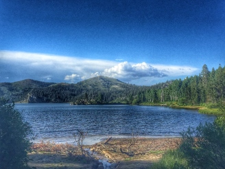 Marlette Lake, the 2nd time!