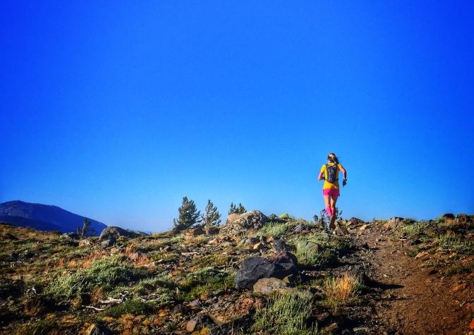 Tahoe Rim Trail 100 2016