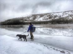 Atmospheric River hike '17