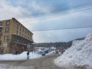The Truckee Hotel on Bridge Street
