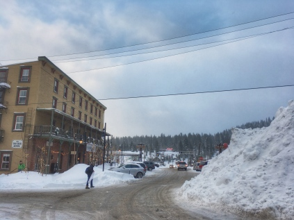 The Truckee Hotel on Bridge Street