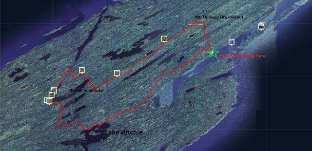 21 mile run